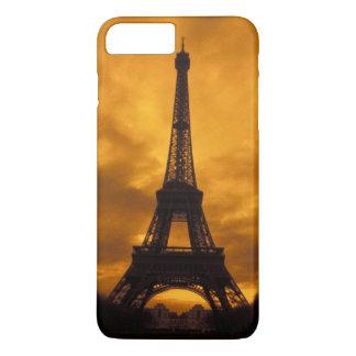 EU, Frankreich, Paris.  Eiffel-Turm iPhone 8 Plus/7 Plus Hülle