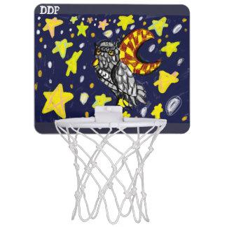 Eulenkunst zwei mini basketball ring