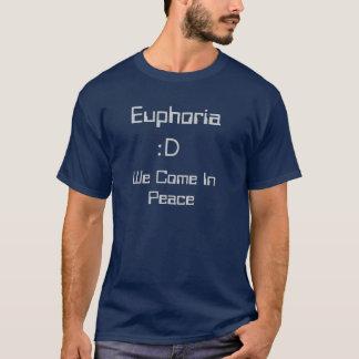 Euphorie: D, kommen wir in Frieden T-Shirt