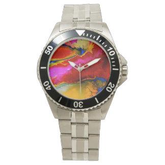 Euphorie-Uhr Armbanduhr