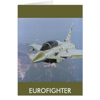 EUROFIGHTER KARTE