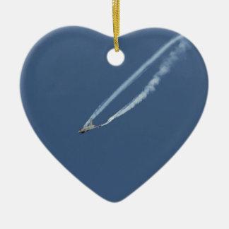 Eurofighter Taifunflug 3 Keramik Ornament