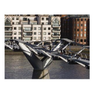 Europa, ENGLAND, London: Ansicht des Jahrtausends Postkarte