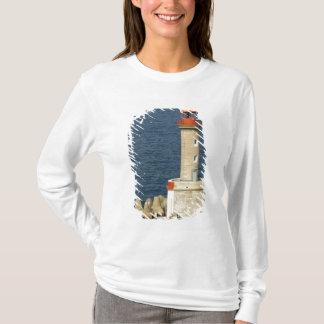 Europa, Frankreich, Korsika, Bastia.  Hafen T-Shirt