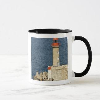 Europa, Frankreich, Korsika, Bastia.  Hafen Tasse