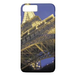 Europa, Frankreich, Paris, Eiffel-Turm, Abend 2 iPhone 8 Plus/7 Plus Hülle