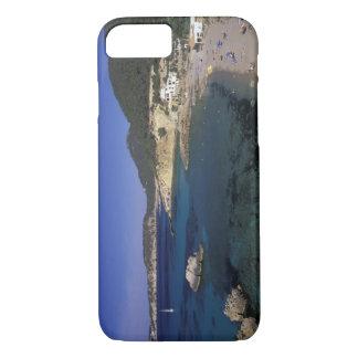 Europa, Spanien, Balearics, Ibiza, Calade iPhone 8/7 Hülle