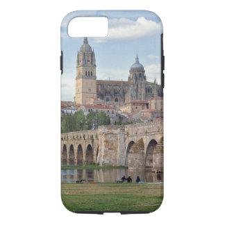 Europa, Spanien, Salamanca. Die römische Brücke iPhone 8/7 Hülle