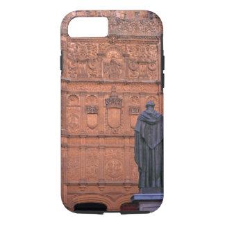Europa, Spanien, Salamanca. Mantel-von-Arme und iPhone 8/7 Hülle