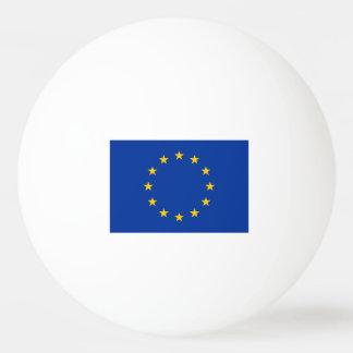 Europäische Flaggen-Klingeln pong Bälle für Tischtennis Ball