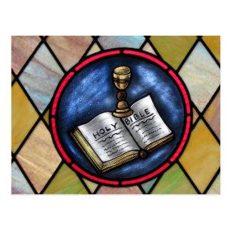 Evangelisch-methodistische Kirche - Longton, Postkarte