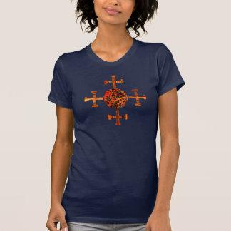Evangelisch-Sonnendurchbruch T-Shirt