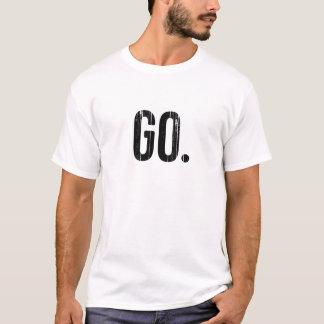 Evangelisches christliches Zitat, 28:19 Jesuss T-Shirt