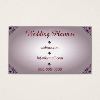 Event-Planer-Visitenkarte Visitenkarten