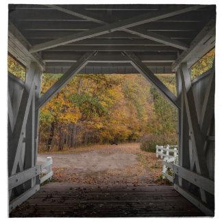 Everatt Straßen-überdachte Brücke Stoff Servietten