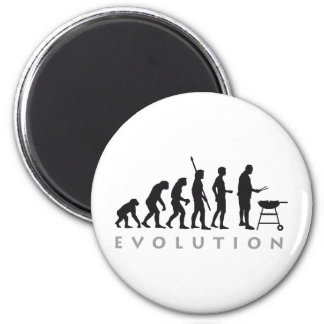 evolution barbecue runder magnet 5,1 cm