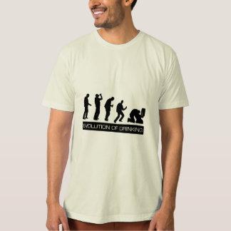 Evolution des Trinkens T-Shirt