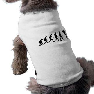 Evolution Gebirgsdes kletterns T-Shirt
