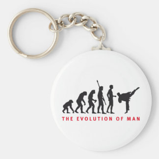 evolution martial arts schlüsselanhänger
