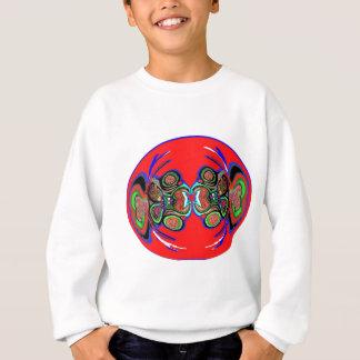 Exotischer Spinnen-Tanz Sweatshirt