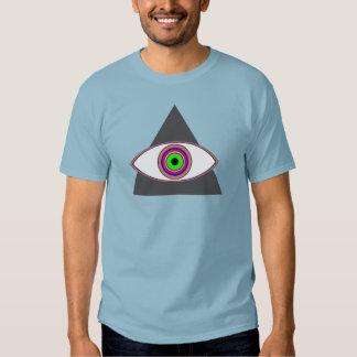Extranizza Illuminati Symbol Hemd