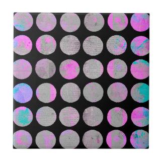 Extravagantes Dots.jpg Kleine Quadratische Fliese