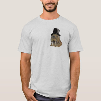 Extravagantes Walroß T-Shirt