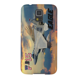 F-15C Eagle Sunset Galaxy S5 Cover