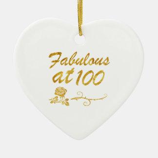 Fabelhaft bei 100 Jahren Keramik Ornament