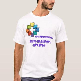 facett_bunt_gr, evangelisch, aus gutem Grund T-Shirt