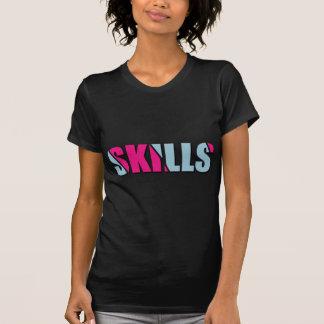 Fähigkeiten (weiß) T-Shirt
