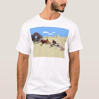Fahren Ihrer Richtungen T-Shirt