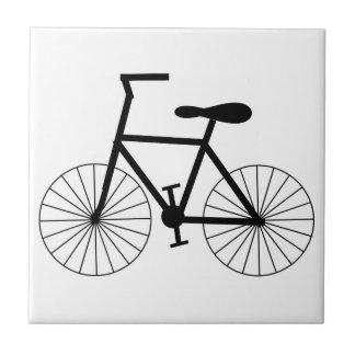 Fahrrad Fliese