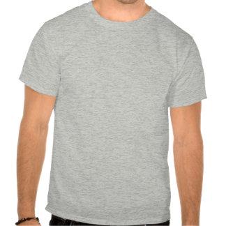 Fahrrad, vertikale Silhouette, grauer Entwurf Shirts