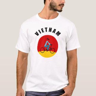 Fahrradreiter VIETNAM-Shirt T-Shirt