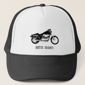 FAHRTharter Motorrad-Fernlastfahrerhut Truckerkappe