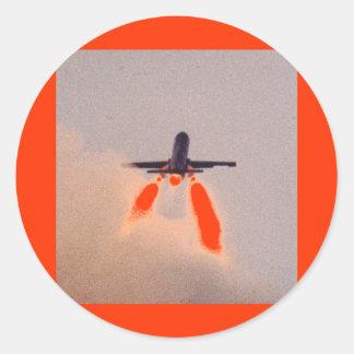Falconet Produkteinführung Sticker