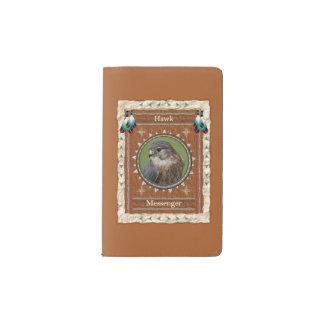 Falke - Bote-Notizbuch-Moleskin-Abdeckung Moleskine Taschennotizbuch