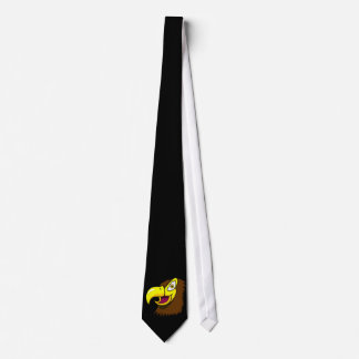 Falke-Gesicht Individuelle Krawatte