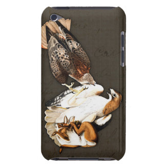 Falken jagen Vintages iPod Touch Case-Mate Hülle