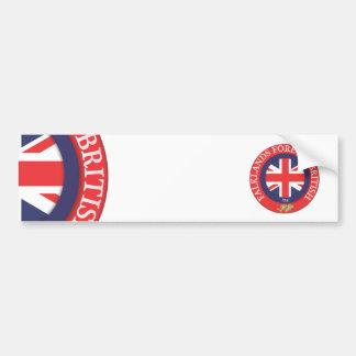Falkland für immer Briten Autoaufkleber
