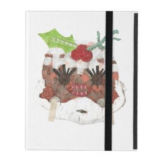 Fall Frau-Pudding Ich-Auflage 2/3/4 iPad Schutzhülle