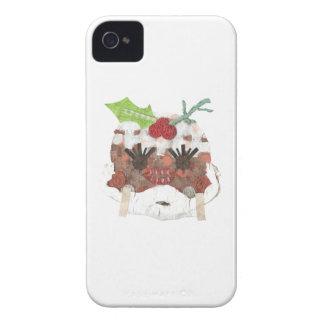 Fall Frau-Pudding IPhone 4 iPhone 4 Hülle