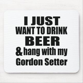 Fall mit meinem Gordon-Setzer Mauspads