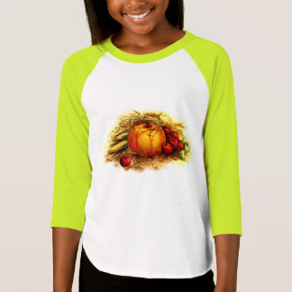 Fall Veggies /thanksgiving T-Shirt