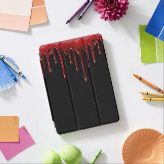Falln Blut-Tropfen-Schwarzes iPad Pro Hülle