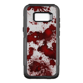 Falln Blutflecken OtterBox Commuter Samsung Galaxy S8+ Hülle