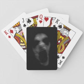 Falln Geistesstörungen Spielkarten