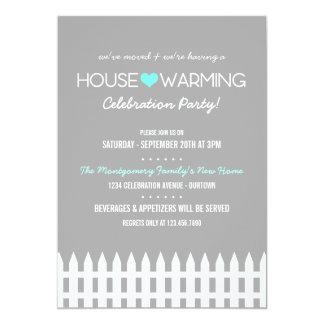 Familiehousewarming-Party Einladung