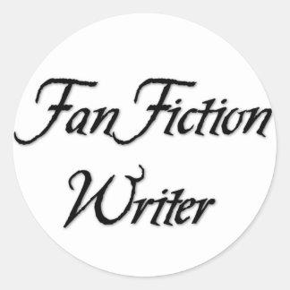 Fan-Fiktions-Verfasser Sticker